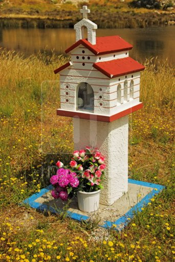 Greek-Roadside-Shrine